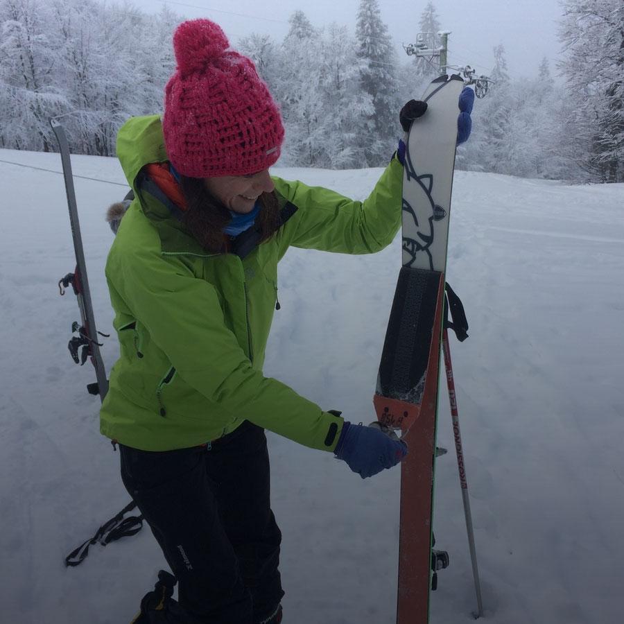 Peaux de ski